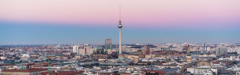 Urlaub mit der Bahn Berlin
